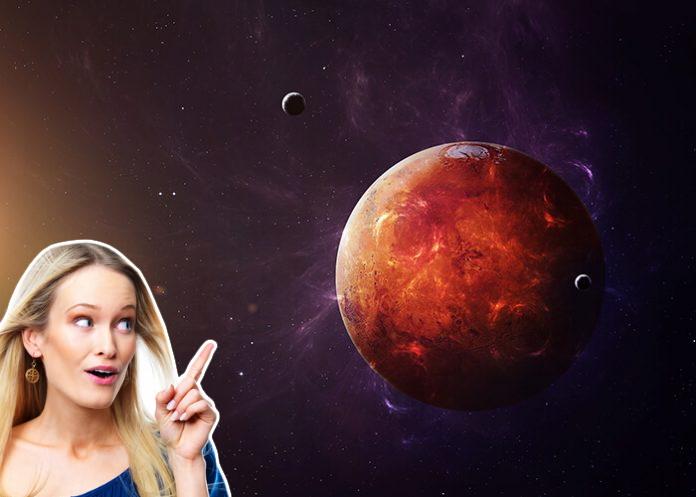 mars hakkında ilginç bilgiler