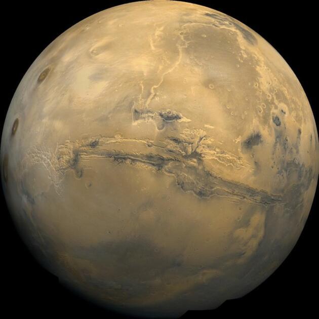 mars hakkında bilgi