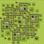 Clash Of Clans 9. Seviye Ordu Düzeni