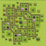 Clash Of Clans 9. Seviye Savaş Düzeni