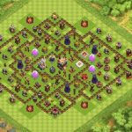 Clash of Clans 11. Seviye Savaş Düzeni